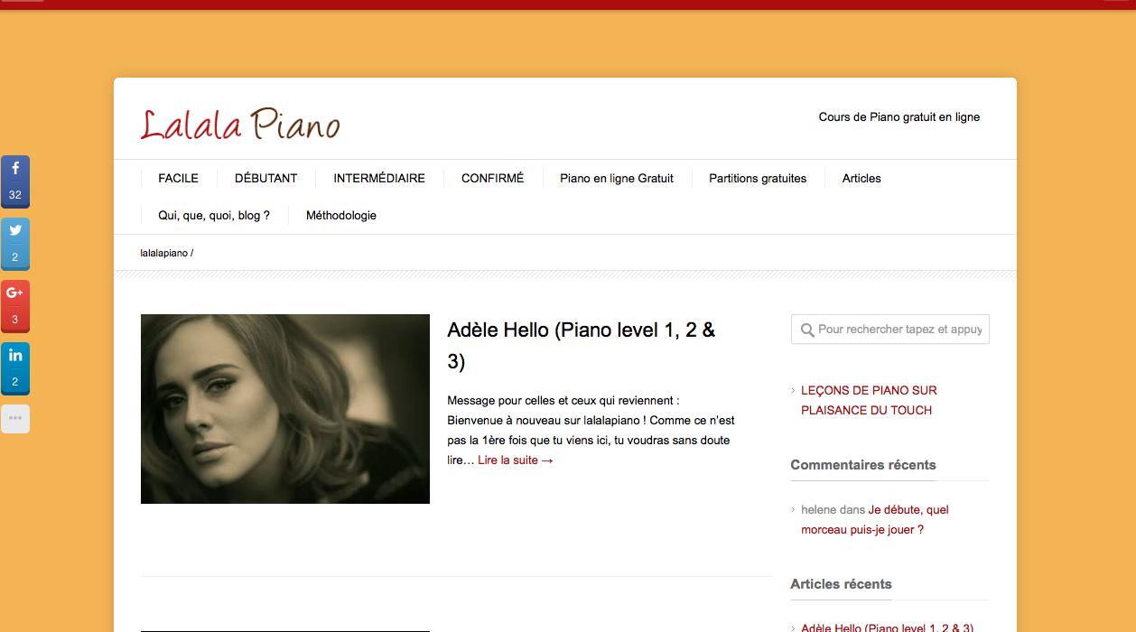 Blog Piano Facile 3