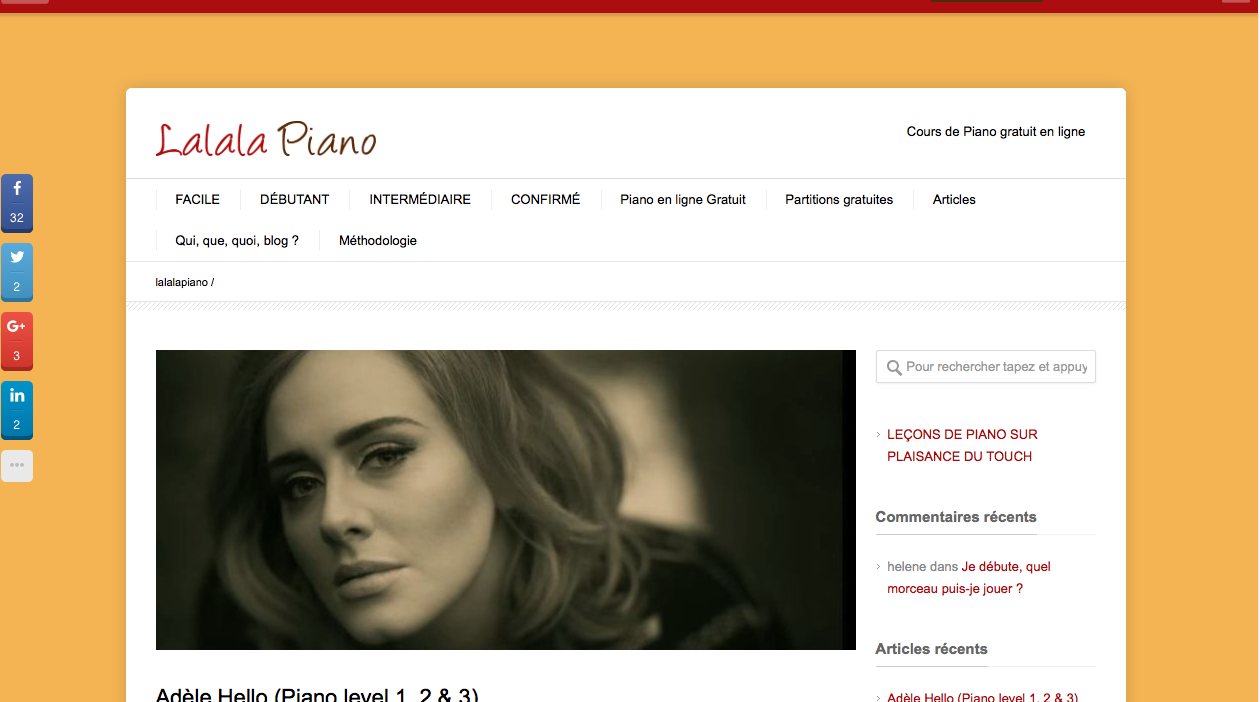 Blog Piano Facile 2